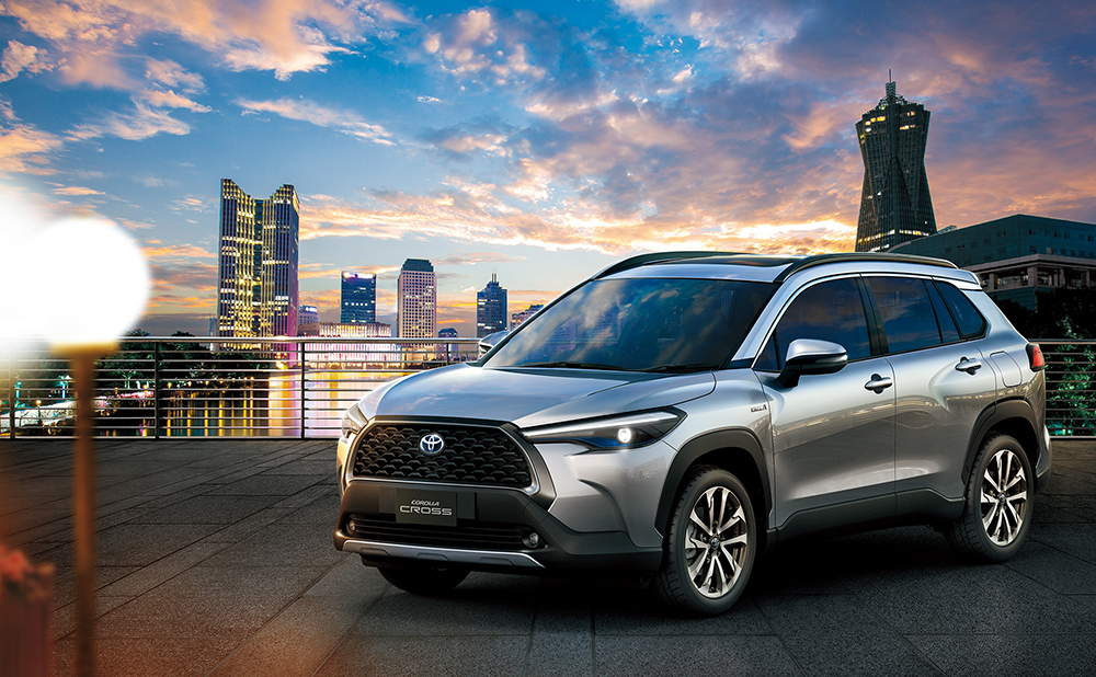 Toyota | Corolla Cross | C-SUV | South Africa | Prospecton