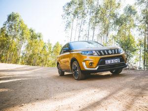 Suzuki | Vitara | turbo | adventure drive | compact crossover