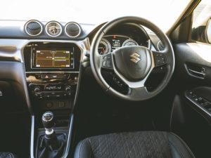 Suzuki | Vitara | turbo | adventure drive | compact crossover | interior