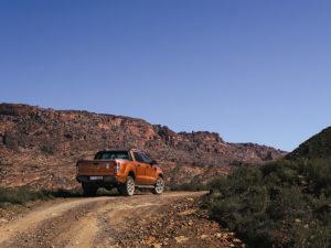 Ford Ranger Wildtrak | 4x4 | bakkie | pickup truck | Cederberg