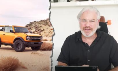 Frank Stephenson | design | car design | analyse | Ford Bronco