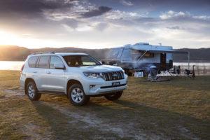 Toyota | Landcruiser | 2021 Prado | Australia | specs