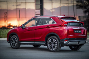 Mitsubishi | Eclipse Cross turbo | compact crossover | south africa