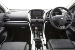 Mitsubishi | Eclipse Cross turbo | compact crossover | south africa | interior