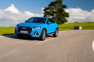Audi | Q3 Sportback | compact SUV | SUV coupe