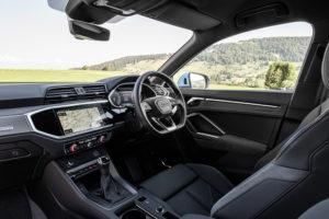 Audi | Q3 Sportback | compact SUV | SUV coupe | interior