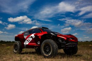 Extreme E | Electric Odyssey | E-SUV | electric | off-road racing
