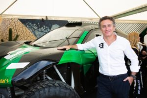 Extreme E | Electric Odyssey | E-SUV | electric | off-road racing | Alejandro Agag