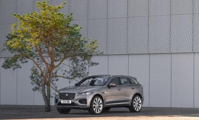 Jaguar | F-Pace | SUV | Ingenium engines