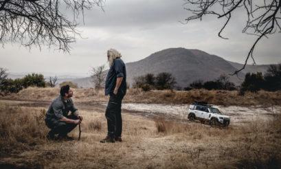 Kingsley Holgate | Ross Holgate | Land Rover South Africa | Defender | Mzansi Edge