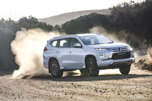 Mitsubishi | Pajero Sport | Exceed | South Africa | SUV | seven seats