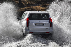 Mitsubishi | Pajero Sport Exceed | South Africa | SUV | seven seats