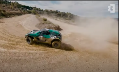 Extreme E | Lewis Hamilton | Team X44 Electric Odyssey | E-SUV | electric | off-road racing
