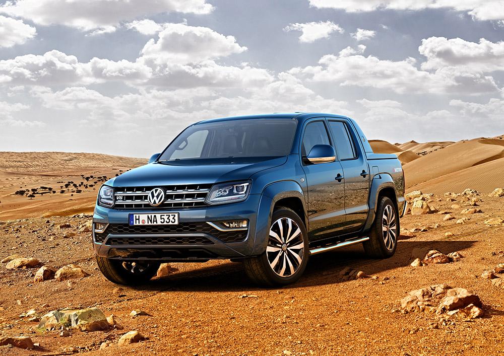 Volkswagen | Amarok | V6 | 190kW | bakkie | 4x4