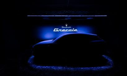 Maserati Grecale | compact crossover | italian