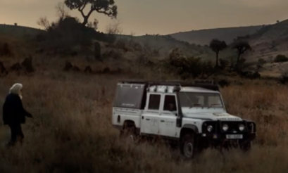 Kingsley Holgate | A new journey begins | Land Rover | South Africa