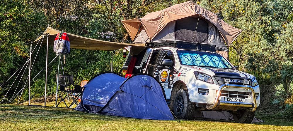 Lekker Kampplekke | Crodinie camp | camping | Swellendam | Western Cape | campsite review