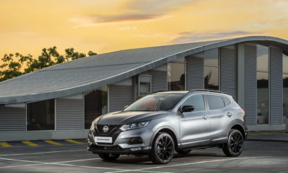 Nissan Qashqai Midnight Edition | South Africa