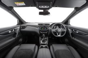 Nissan Qashqai Midnight Edition | South Africa