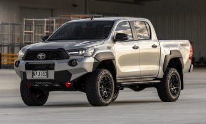 Toyota Hilux Mako | special edition | New Zealand