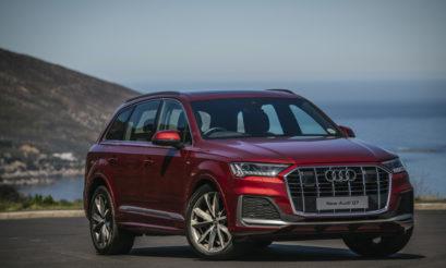 Audi Q7   Quattro   SUV   South Africa
