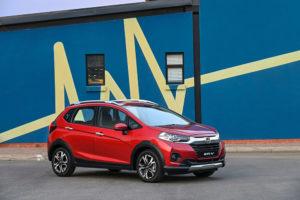 Honda | WR-V | compact SUV | entry-level | South Africa