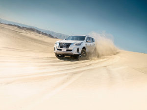 Nissan | Terra | South Africa | Middle East | SUV
