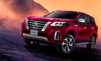 Nissan   Terra   South Africa   Middle East   SUV