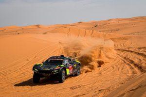 2021 Dakar   Toyota Gazoo Racing   Hilux   Saudi Arabia   Century Racing   Taye Perry   Brian Baragwanath