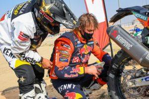 2021 Dakar | Toyota Gazoo Racing | Hilux | Saudi Arabia | Toby Price