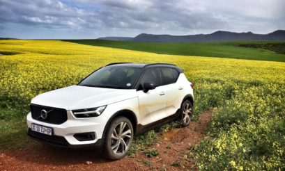 Volvo XC40 | T5 | R-Design | road test | driving impression | South Africa