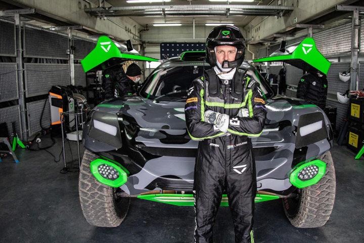 Lance Woolridge | Veloce Racing | Extreme E | racing