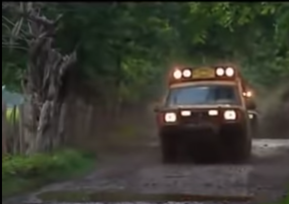 Camel Trophy | Land Rover | 1995 | South America