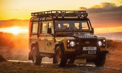 Land Rover | Defender Works V8 Trophy | South Africa