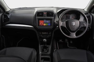 Suzuki | Vitara | Brezza | South Africa | compact SUV | interior
