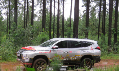 Mitsubishi | Pajero Sport | Land of Legends | South Africa | Venda