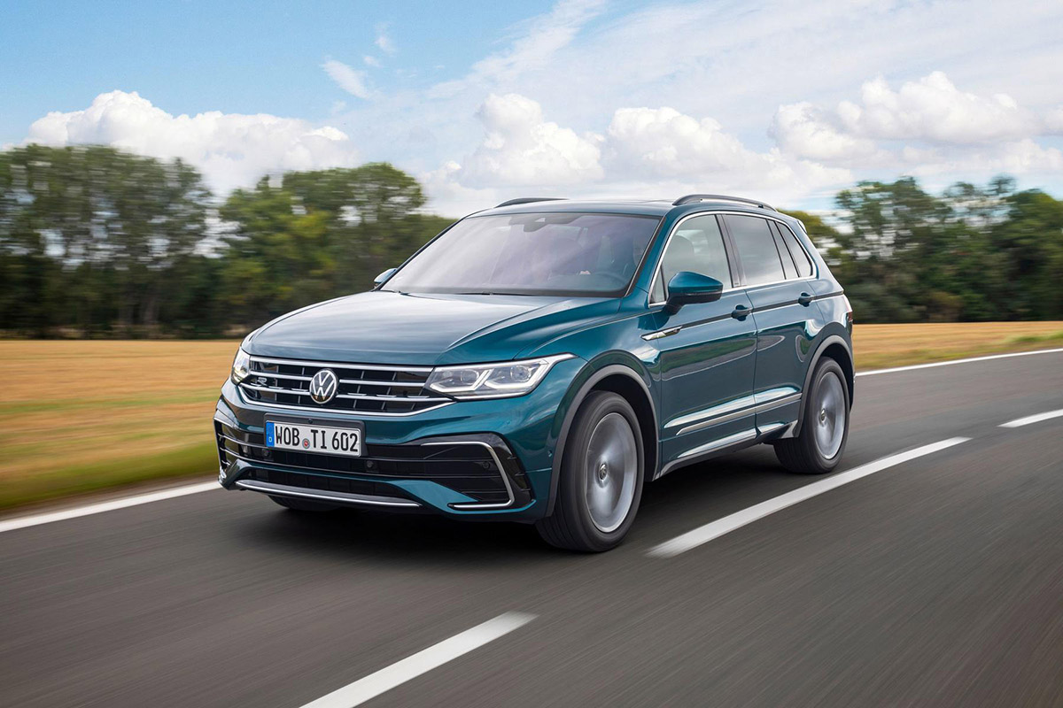 Volkswagen | Tiguan | South Africa | 2021