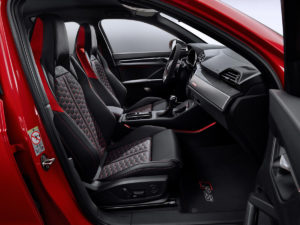 Audi RS | RS Q3| RS Q3 Sportback | South Africa | interior