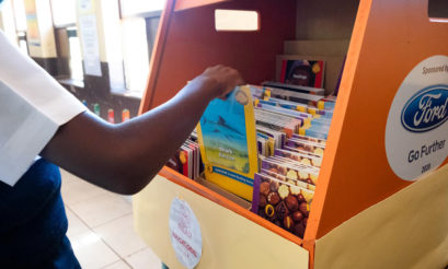 Ford South Africa | Rally to Read | literacy | social outreach | reading