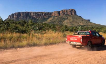 Pretoria to the Waterberg via the back roads